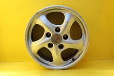 """2001 Porsche 911 996 Boxster 17"""" Rear Alloy Wheel Rim 99636212605"""