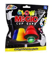 Magic Cups Trick Game Glow In Dark NEW