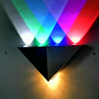 5W LED Wall Lights Up-Down Wall Lamps Triangle Indoor Outdoor Modern Lamp Sconce
