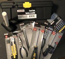 10pc Tool Set W/ Tool Box