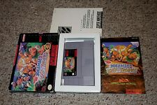 Joe & Mac 2: Lost in the Tropics (Super Nintendo SNES, 1994) Complete GREAT CC