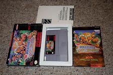 Joe & Mac 2: Lost in the Tropics (Super Nintendo SNES, 1994) Complete GREAT CC