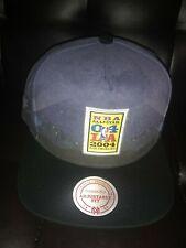 Los Angeles LA NBA All Star Game Snapback Hat 2004 ASG Mitchell & Ness Shaq MVP
