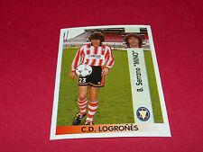 B. SERRANO MINO C.D. LOGRONES PANINI LIGA 96-97 ESPANA 1996-1997 FOOTBALL