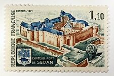 TIMBRE FRANCE NEUF LUXE N° 1686 ** MNH CHATEAU FORT DE SEDAN