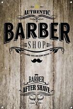 Barber SHOP metallo segno BARBIERE ARREDAMENTO sign Wall Art Placche Barber Shop 1028
