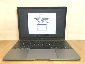 """⭐ Apple MacBook 12"""" Intel Core i5 Processor 8GB RAM 512GB SSD ✅❤️✅❤️ Read"""