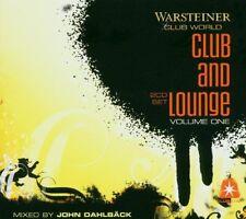 Club and Lounge = Dahlbäck/hardsoul/ROMBOY/Knight... = 2cd = House Down ritmo minimo