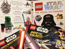 Star Wars™ BOOK BUNDLE The Lego Lot COLLECTIBLE LOT Novel Set