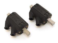 Dynatek Dyna 5 Ohm Black Coils - Dual Output - DC8-1 - Honda CB400F CB550 CB750