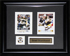 Brad Marchand Boston Bruins 2 card frame