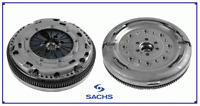 Neu Sachs Seat, Leon, Toledo 1.9 Tdi 2004 > Zweimassenschwungrad & Kupplungssatz