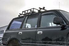 Toyota Land Cruiser J80: Station Wagon 2nd Row Door Window Vents (set of 2)