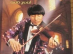 Songs for the Lord and you ! by Shoji Tabuchi Cd