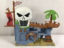 Matchbox Buried Treasure Pirate Castle Lights And Sound Interactive Skull Jake