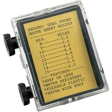 NEW Moose Roll Chart Holder Enduro Dual Sport Off Road Map ATV HARE RACING