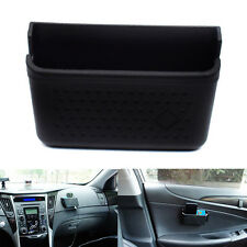 Auto Phone Charging Hole Holder Pocket Storage Box Sundries Bag Container Sales