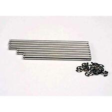 Traxxas Suspension Pin Set, Stainless Steel (W/ E-Clips) - Z-TRX4939X