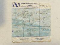 Jimmy Page The Firm Led Zeppelin 1985 1988 Concert Ticket Stub Lot of 4