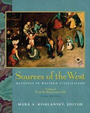 Sources of the West: Readings in Western Civilization, Volume I (5th Edition), K