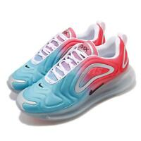 Nike Wmns Air Max 720 Pink Sea Blue Women Running Shoes Sneakers AR9293-600