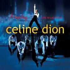 New Day-Live In Las Vegas - Celine Dion (2004, CD NIEUW)