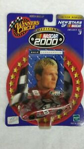 Winner's Circle NASCAR 2000 Dale Earnhardt Jr. #8 Red Chevy Monte Carlo 1/64