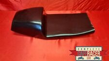 CAFE RACER SEAT NEW & UNUSED RICKMAN WIDER STYLE IN BLACK