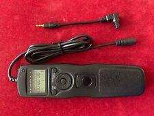 Intervalometer for Canon Series 1D,5D,5DII,5DIII,7D,10D,20D,D30,40D,50D..