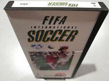 FIFA International Soccer Panasonic 3DO Complete Longbox Futbol Football CIB