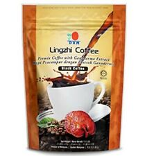 10  packs DXN Lingzhi Coffee Black Coffee Gourmet With Reishi Ganoderma FS
