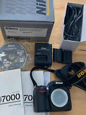 nikon d7000 body only In Good Used Condition