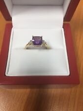 Amethyst ring - 6 available