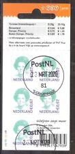Nederland PZB  Vba 2468  .Gestempeld