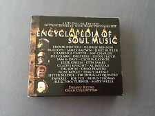 2 CD pack ENCYCLOPEDIA OF SOUL MUSIC + 20 Page Booklet With Rare Photographs