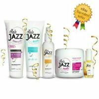 Cheveux Jazz Ensemble Shampooing+Après-shampoing+Lotion+Masque + Serum - À Long