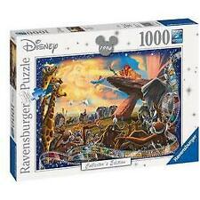 Ravensburger Disney Moments 1994 Lion King 1000 Piece Jigsaw Puzzle