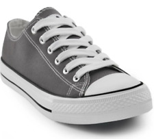 Tanggo Drew Fashion Sneakers Men's Casual Rubber Shoes (grey)  Size 40