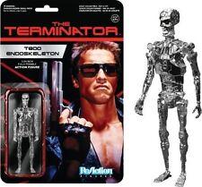 Reaction The Terminator T800 Endoskeleton Action Figure by Funko
