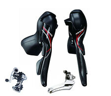 MicroShift Carbon ARSIS 2X10 Speed Group Set Road Derailleur Fit for Shimano