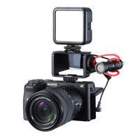 UURig R031 VLOG Camera Stable Selfie Flip Screen Bracket For Sony Fujifilm Canon