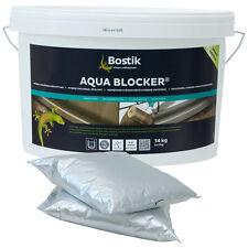 14kg Bostik Aqua Blocker Flüssigabdichtung für Dach, Keller, Bauwerkabdichtung