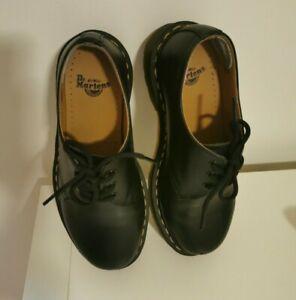 Dr. Martens 1461 Lace Up Shoes - Black