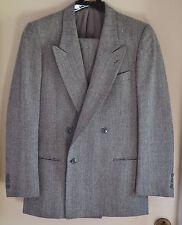 Mani Giorgio Armani Italy Men's Small Suit Jacket Size 36 & 38/31 Pants Dino's