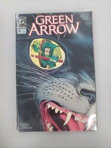 Green Arrow #14 DC Comics
