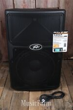 Peavey PVXp 12 DSP Powered Speaker 830W 12 Inch 2 Way Bi-Amp Active Loudspeaker