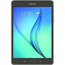 Samsung Galaxy Tab A SM-T350NZAAXAR 8-Inch Tablet (16 GB, Smoky Titanium)
