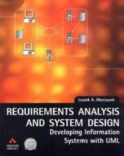 Requirements Analysis and System Design : Developing Information Systems with...