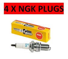 CR9E 4x 4 X NGK SPARK PLUG / New Genuine SPARK PLUGS ( FOUR PIECES QUANTITY )