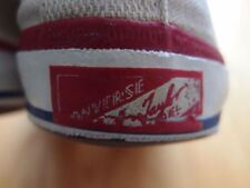 VTG Converse Chuck Taylor All Star Olympic Shoes Red Bar Made in USA 40s 60s